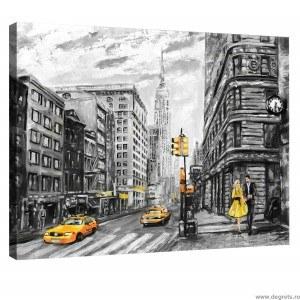 Tablou Canvas New York Arta L