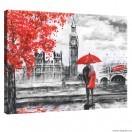 Tablou Canvas Londra Arta L