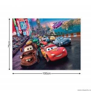 Tablou Canvas Competitie de masini L