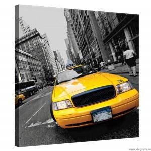 Tablou Canvas Taxi 2 M