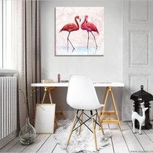 Tablou Canvas Flamingo 1