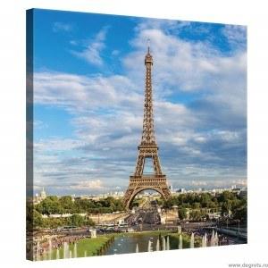 Tablou Canvas TurnuL Eiffel 2 M