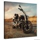 Tablou Canvas Motocicleta