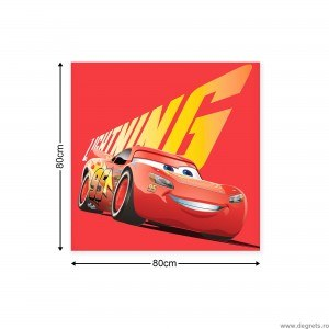 Tablou Canvas Fulger McQueen 1