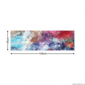 Tablou Canvas Grafic color 1 XL