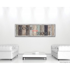 Tablou Canvas Casa, dulce casa 2