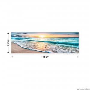 Tablou Canvas Plaja 1 XL