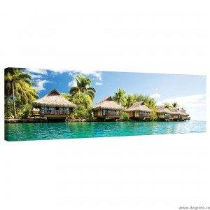 Tablou Canvas Caraibe