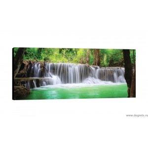 Tablou Canvas Cascada in Tailanda XL