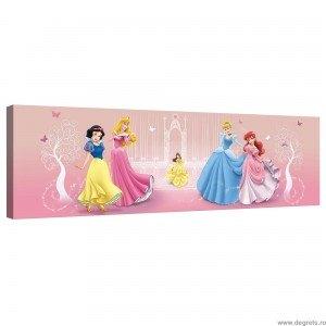 Tablou Canvas Printese Disney 2
