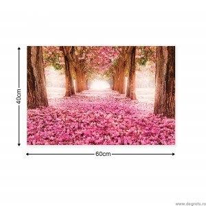 Tablou Canvas Cale roz S