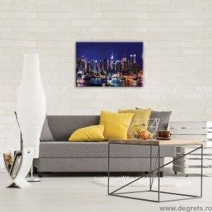 Tablou Canvas Megapolis 1 S