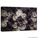 Tablou Canvas Trandafir 3D 1