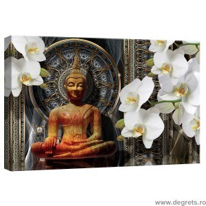 Tablou Canvas Buddha S