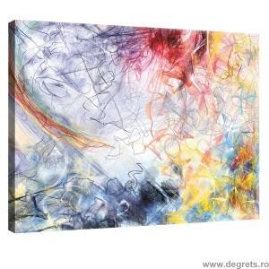 Tablou Canvas Abstractie 5 3D
