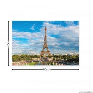 Tablou Canvas Turnul Eiffel 2 S
