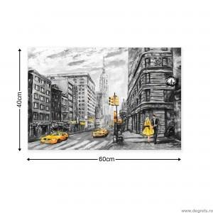 Tablou Canvas New York Arta S