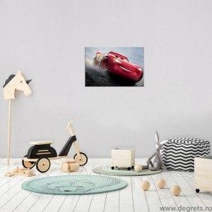 Tablou Canvas Fulger McQueen 3