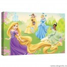 Tablou Canvas Printese Disney 3
