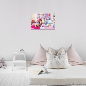 Tablou Canvas Mini si Daisy 1 S