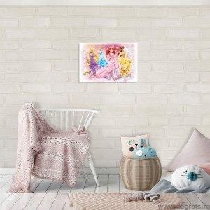 Tablou Canvas Printese Disney 4