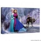 Tablou Canvas Elsa si Ana 2