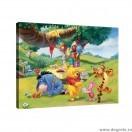 Tablou Canvas Ziua lui Winnie the Pooh S