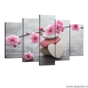Set Tablou Canvas 5 piese Imprimavarare 1
