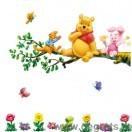 Sticker Disney Winnie the Pooh 2