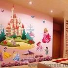 Sticker Printese Disney 3D 1