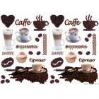 Sticker Cafea 1 2x65x45cm