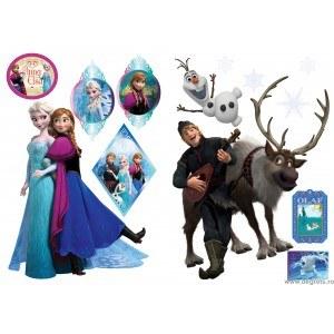 Sticker Frozen 2x65x45cm