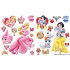 Sticker Printese Disney 1 2x65x45cm