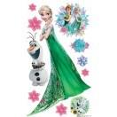 Sticker Elsa si Ana 2 160 cm