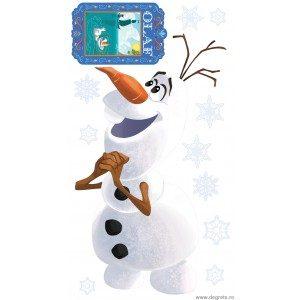Sticker Olaf 160 cm