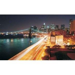 Fotografie tapet New York - Zgarie nori