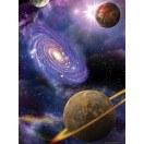 Fotografie tapet Planetele 3D
