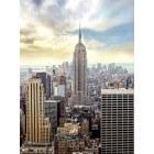 Fotografie tapet New York Megapolis