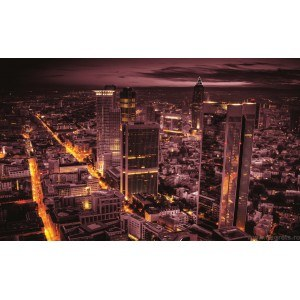Fotografie tapet Frankfurt XL