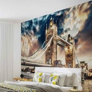 Fotografie tapet Podul din Londra