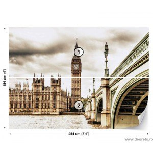 Fotografie tapet Big Ben