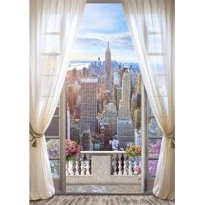 Fotografie tapet Priveliste in New York