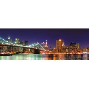 Fotografie tapet luminile New Yorkului