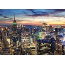 Fotografie tapet vinil premium New York City cer 2