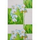 Tapet PVC Orhidee verde