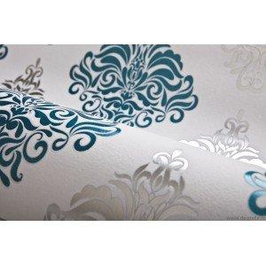 Tapet vinil Venetia 1 3D albastru