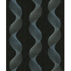 Tapet vinil Ara Spirala 3D negru