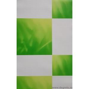 Tapet PVC Tigle verde