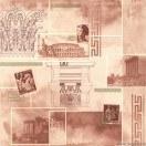 Tapet PVC Roma - Versace bej