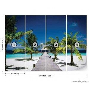 Fotografie tapet locatie de plaja XL